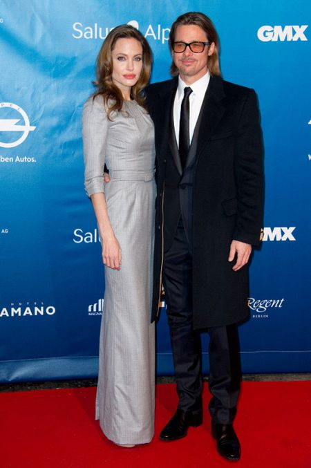 Su that ve tin don tinh yeu cua Angelina Jolie hau chia tay Brad Pitt - Anh 1