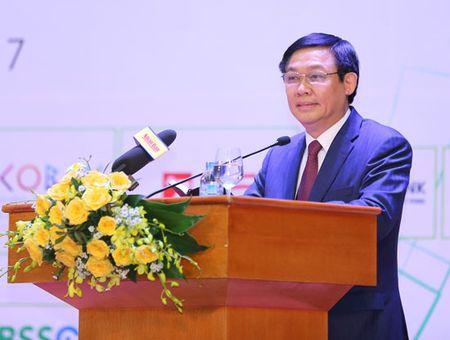 PTT Vuong Dinh Hue: Chinh phu se thuc day hinh thanh he sinh thai khoi nghiep hoan chinh - Anh 1