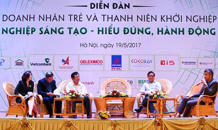 PTT Vuong Dinh Hue: Chinh phu se thuc day hinh thanh he sinh thai khoi nghiep hoan chinh - Anh 2