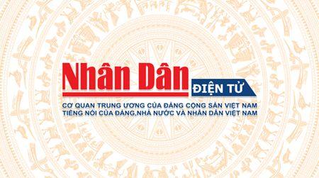 Trao tang Huy hieu 50 nam tuoi Dang - Anh 1