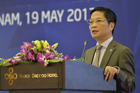Khai mac Hoi nghi Bo truong Thuong mai APEC - Anh 1