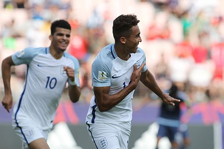 Argentina thua dam Anh trong tran ra quan U20 World Cup - Anh 1