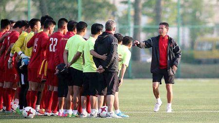 Xuan Truong co the toi xem U20 Viet Nam, HLV Hoang Anh Tuan dau dau vi Trong Dai - Anh 1