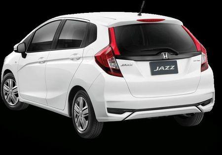 Ra mat Honda Jazz 2017 gia chi tu 360 - 490 trieu dong - Anh 3