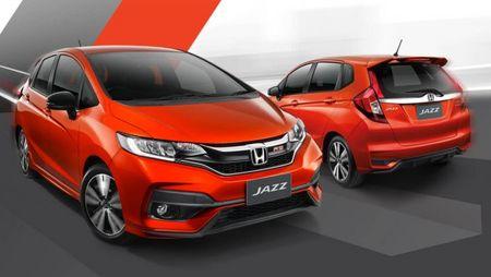 Ra mat Honda Jazz 2017 gia chi tu 360 - 490 trieu dong - Anh 6