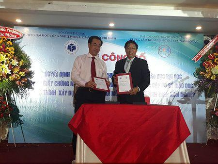 Dao tao khoi nghiep cho SV DH Cong nghiep Thuc pham tu nam hoc 2017-2018 - Anh 1