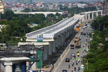 Ha Noi ban phuong an tra no von vay lam duong sat do thi Nhon - Ga Ha Noi - Anh 1