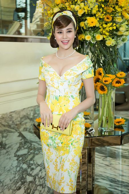 Hoa hau Ky Duyen vang choi mat, do sac My Linh, Diem My - Anh 15