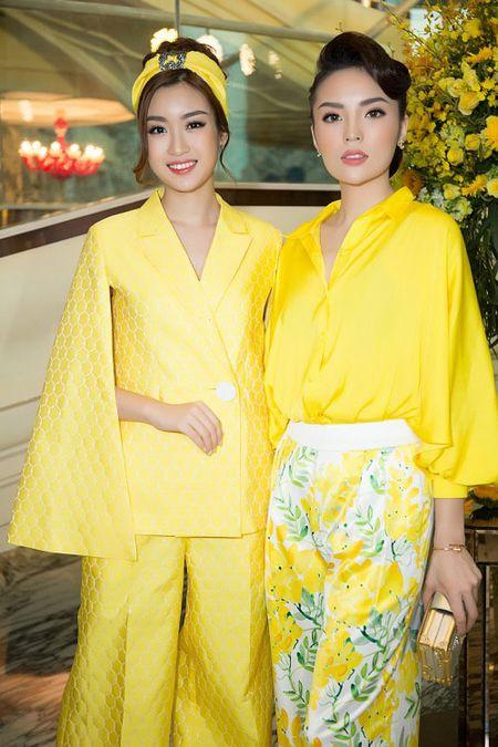 Hoa hau Ky Duyen vang choi mat, do sac My Linh, Diem My - Anh 5