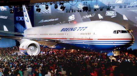 May bay tot nhat the gioi Boeing 777 ra doi nhu the nao? - Anh 6