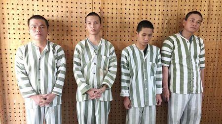 Triet pha bang nhom trom 73 xe may cua cong nhan - Anh 1