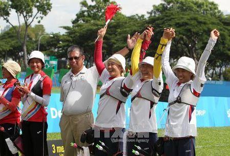 The thao Viet Nam dat muc tieu top 3 tai SEA Games 29 - Anh 1