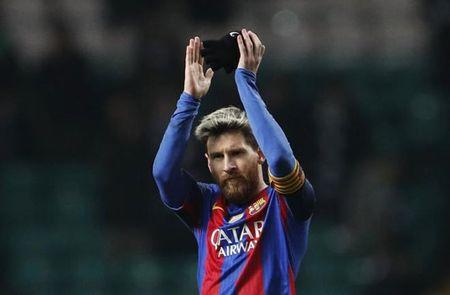 "Messi cung ma manh, sao chi mang ""tieu Buffon"" Donnarumma? - Anh 1"