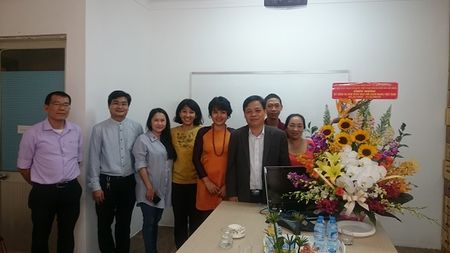 So, Ban nganh TP.HCM danh gia cao hoat dong cua Tap chi Kham pha - Anh 1