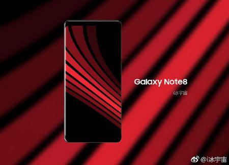 Galaxy Note 8 khong co cam bien van tay nhung trong man hinh vi ly do nay - Anh 1