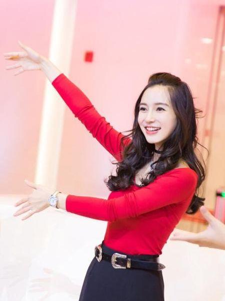 Truong Ba Chi xinh dep rang ro day thu hut - Anh 4