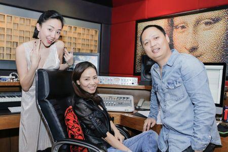 Toc Tien say sua tap hat cung Thu Minh den 2h sang - Anh 4