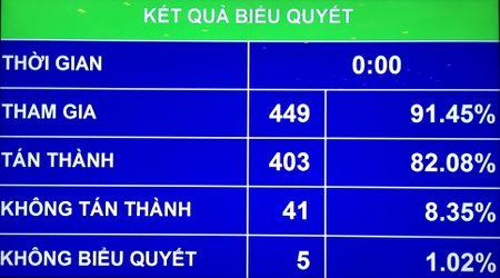Quoc hoi thong qua viec tach du an san bay Long Thanh - Anh 1