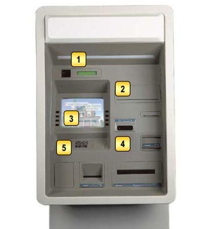 Bon toi pham lay thong tin the cua ban tai tram ATM nhu the nao? - Anh 4