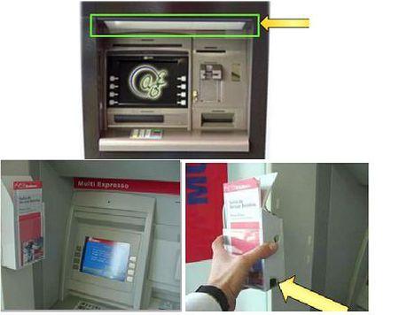 Bon toi pham lay thong tin the cua ban tai tram ATM nhu the nao? - Anh 7
