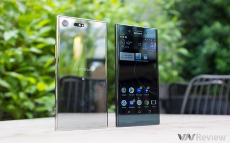 Danh gia Sony Xperia XZ Premium: Co gi ngoai quay phim sieu cham 960fps? - Anh 1