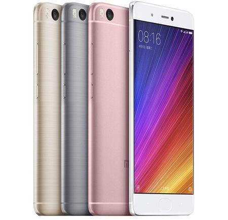 Xiaomi Mi 5S, 5S Plus, Mi Note 2 & Mi MIX duoc cap nhat Android 7 - Anh 1