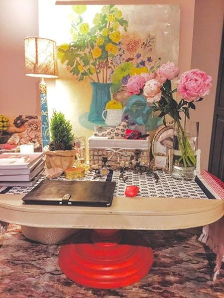 Ngam can penthouse tran ngap sac hoa cua NTK Ly Qui Khanh - Anh 10