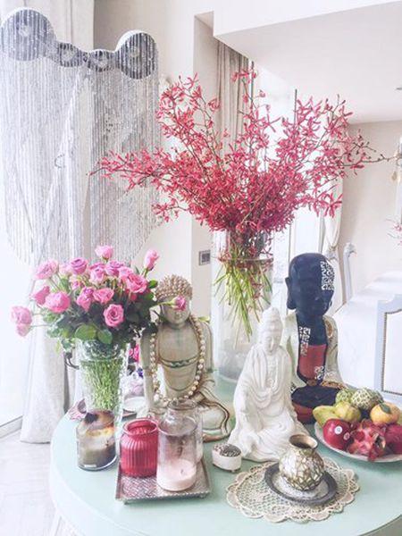 Ngam can penthouse tran ngap sac hoa cua NTK Ly Qui Khanh - Anh 9