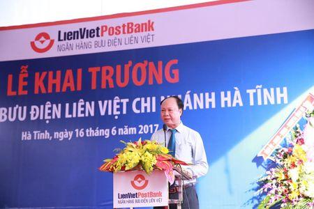 LienVietPostBank chinh thuc hoan thanh muc tieu hien dien tai 63 tinh, thanh Viet Nam - Anh 1