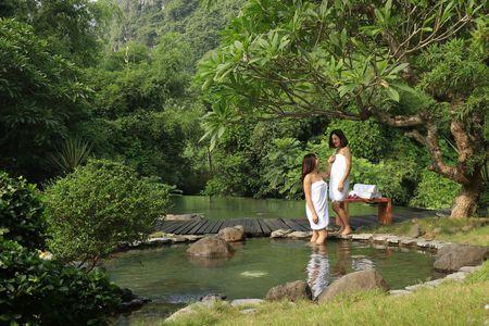 Serena Resort Kim Boi - Noi tro ve cung thien nhien - Anh 3
