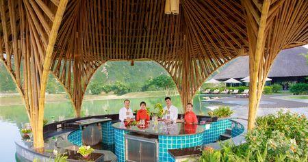 Serena Resort Kim Boi - Noi tro ve cung thien nhien - Anh 4