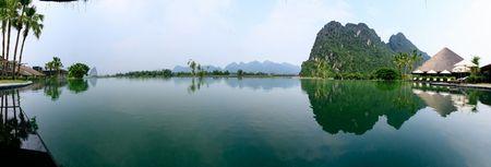 Serena Resort Kim Boi - Noi tro ve cung thien nhien - Anh 5
