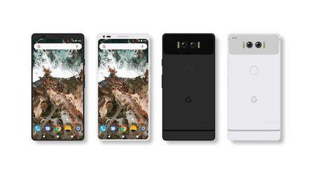 Anh dung hoan chinh Google Pixel 2: Khong vien nhu LG G6 - Anh 1