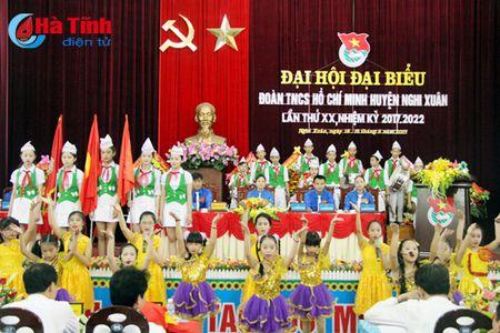 Tuoi tre Nghi Xuan 'Xung kich, sang tao, doi moi, phat trien' - Anh 1
