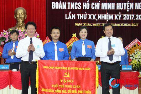 Tuoi tre Nghi Xuan 'Xung kich, sang tao, doi moi, phat trien' - Anh 4