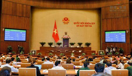 Quoc hoi phe chuan ngan sach 2015 boi chi 263.135 ty dong - Anh 1