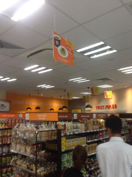 That vong voi thuong hieu 7 - Eleven o Viet Nam - Anh 2