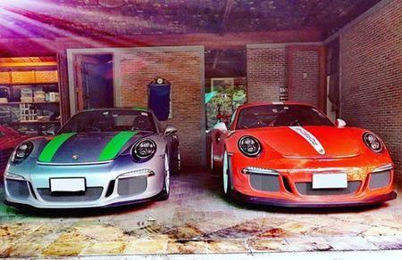 """Phat them"" voi dan xe the thao Porsche 911 R o Thai Lan - Anh 11"