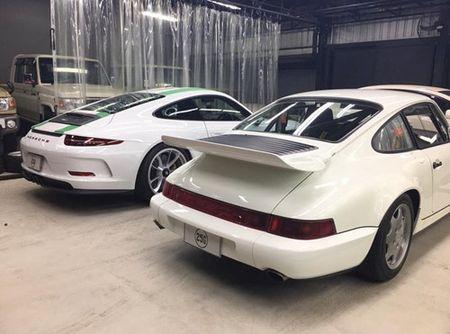 """Phat them"" voi dan xe the thao Porsche 911 R o Thai Lan - Anh 12"