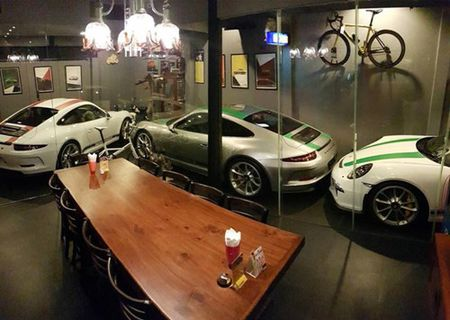 """Phat them"" voi dan xe the thao Porsche 911 R o Thai Lan - Anh 2"