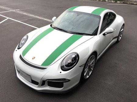 """Phat them"" voi dan xe the thao Porsche 911 R o Thai Lan - Anh 4"