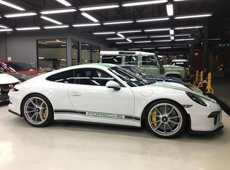 """Phat them"" voi dan xe the thao Porsche 911 R o Thai Lan - Anh 6"
