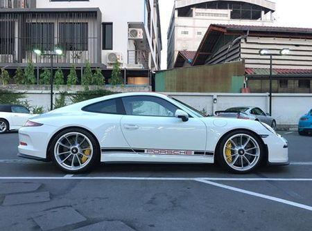 """Phat them"" voi dan xe the thao Porsche 911 R o Thai Lan - Anh 7"