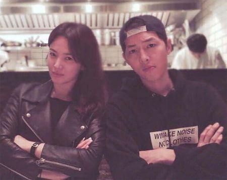 Song Joong Ki len tieng vi tin don hen ho Song Hye Kyo o Bali - Anh 2
