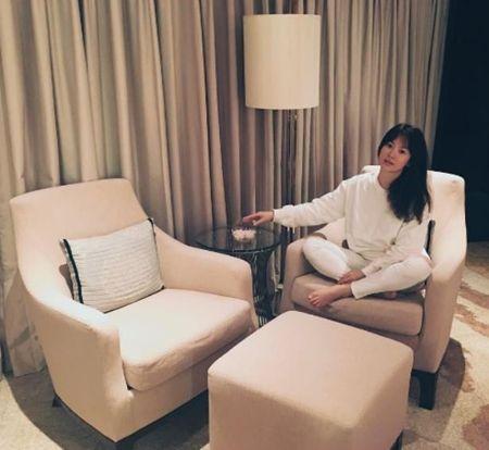 Song Joong Ki len tieng vi tin don hen ho Song Hye Kyo o Bali - Anh 3