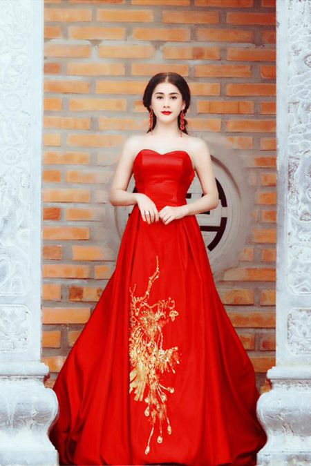 Khong phai ho hang khoe nguc khung, day moi la hinh anh nhan bao like cua Lam Khanh Chi - Anh 8