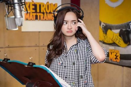 Kaity Nguyen hoa 'chi ca kho tinh' trong Despicable Me 3 - Anh 3