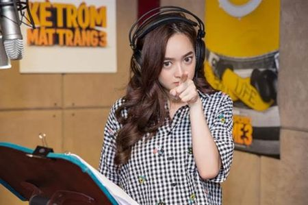 Kaity Nguyen hoa 'chi ca kho tinh' trong Despicable Me 3 - Anh 5