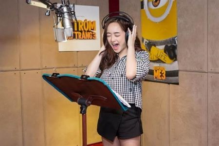 Kaity Nguyen hoa 'chi ca kho tinh' trong Despicable Me 3 - Anh 6