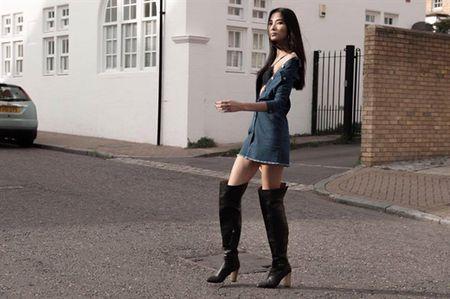 Bi che la mac xau, ban se thay doi quan diem neu thay street style cua Hoang Thuy - Anh 3